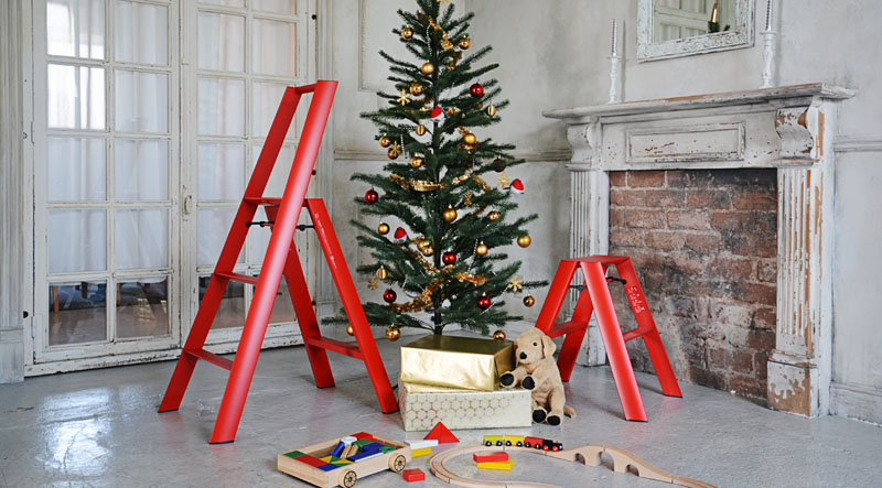 Lucano Step Ladders