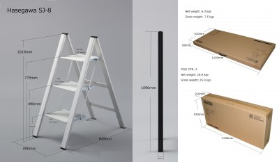 Slim Step Ladders 6