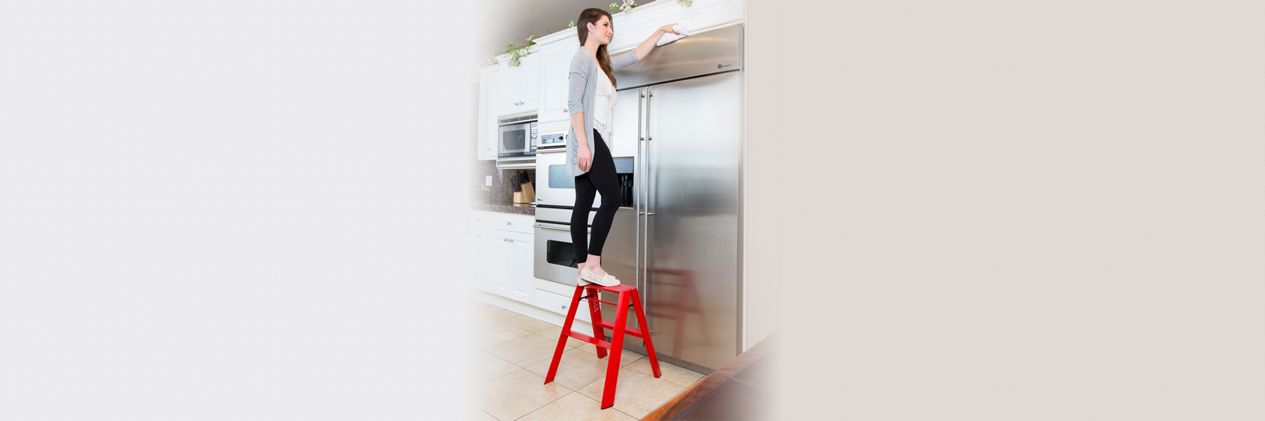 Brilliant Lucano 2 Step Hasegawa Ladders Alphanode Cool Chair Designs And Ideas Alphanodeonline