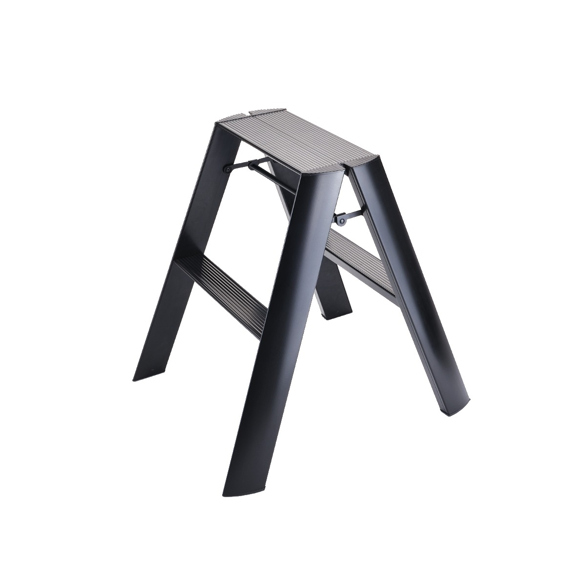 Terrific Lucano Step Stools Hasegawa Ladders Caraccident5 Cool Chair Designs And Ideas Caraccident5Info