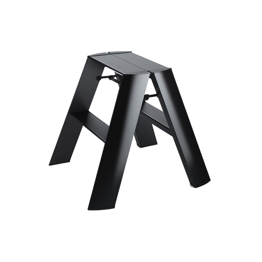 Fantastic Lucano Step Stools Hasegawa Ladders Beatyapartments Chair Design Images Beatyapartmentscom